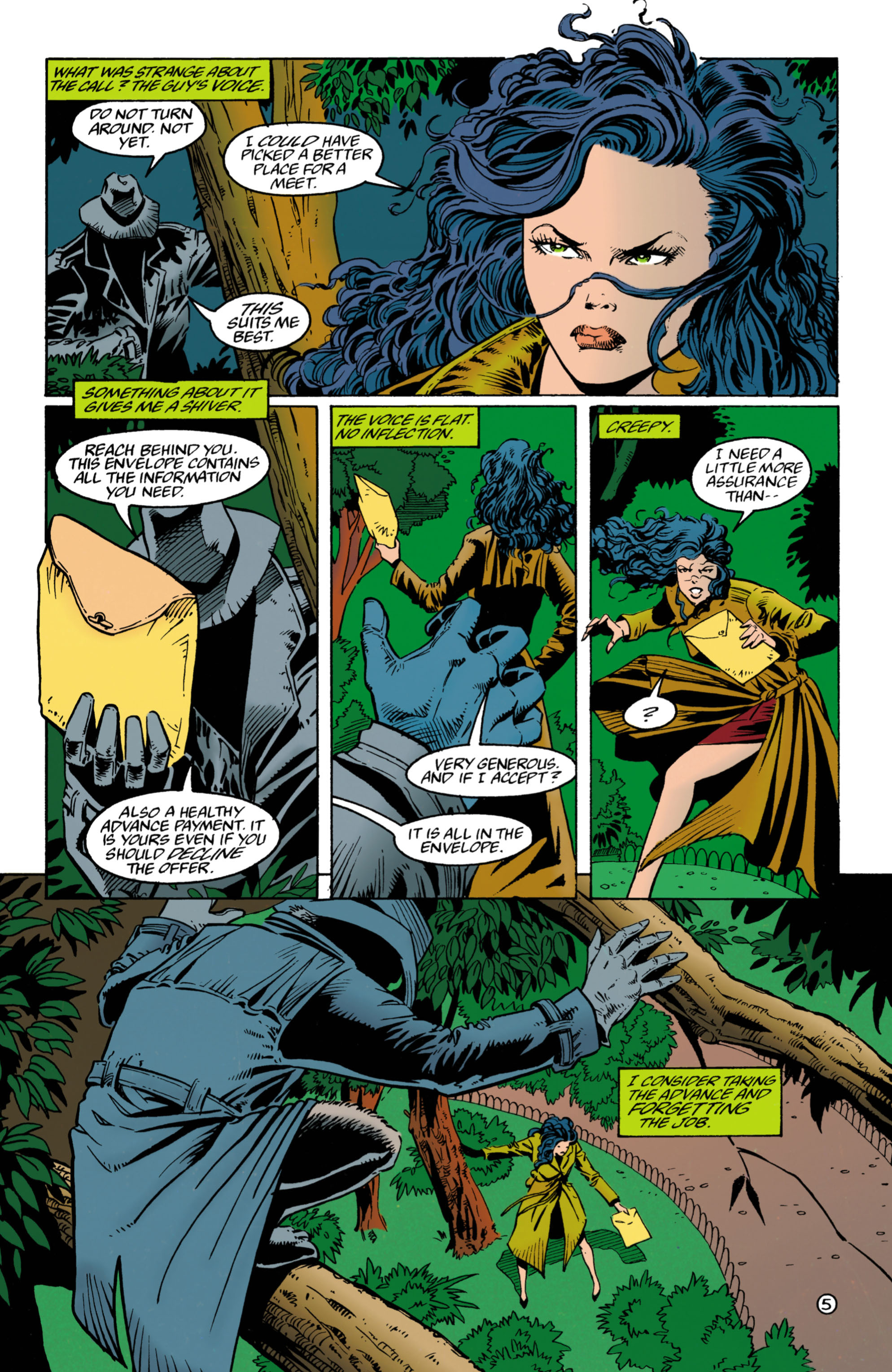 Catwoman (1993) Issue #27 #32 - English 6