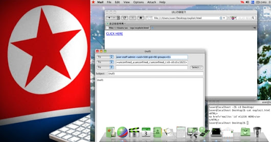 "North Korea's ""Paranoid"" Red Star OS Vulnerable To Hacking"