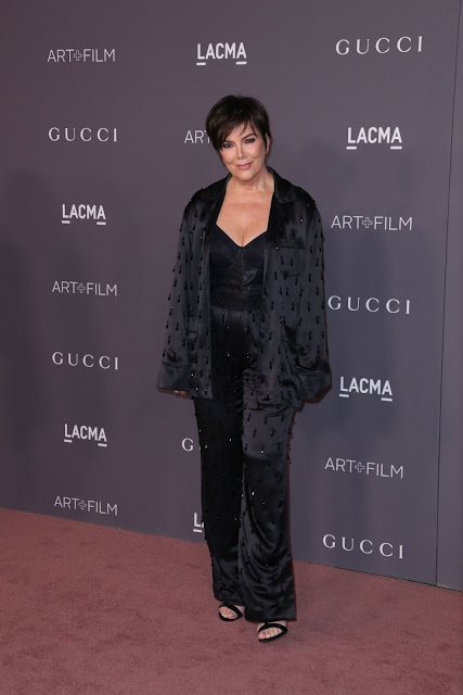Kris Jenner LACMA Art + Film Gala