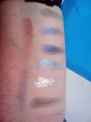 swatches paleta