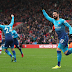 [VIDEO] CUPLIKAN GOL Southampton 1-1 Arsenal: Giroud Selamatkan The Gunners