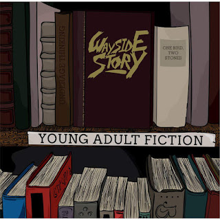 Wayside Story - Young Adult Fiction (EP) (2016) - Album Download, Itunes Cover, Official Cover, Album CD Cover Art, Tracklist