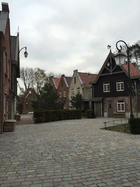 feriendorf Bosrijk beim freizeitpark efteling