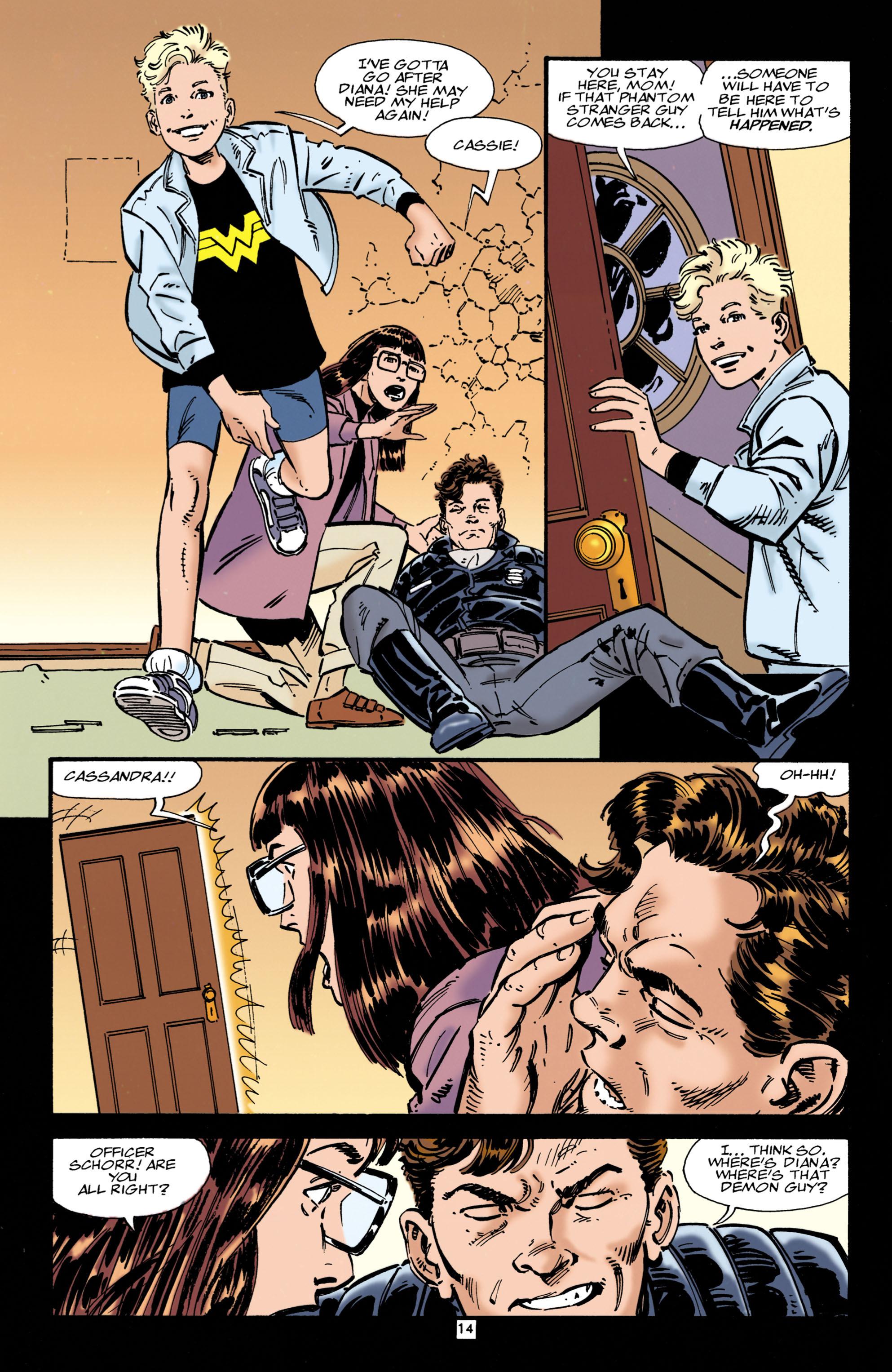 Read online Wonder Woman (1987) comic -  Issue #107 - 14