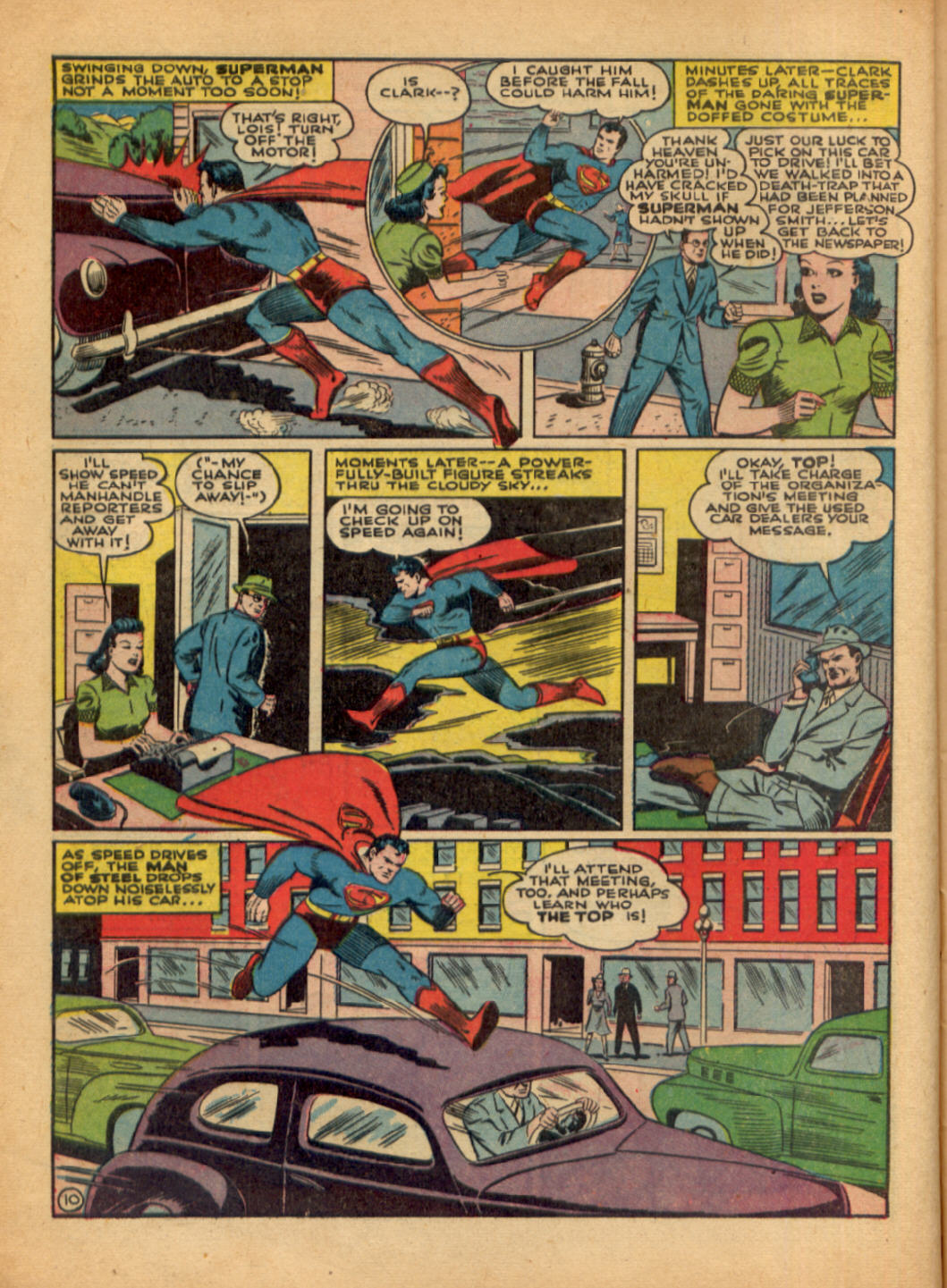 Read online Action Comics (1938) comic -  Issue #48 - 12