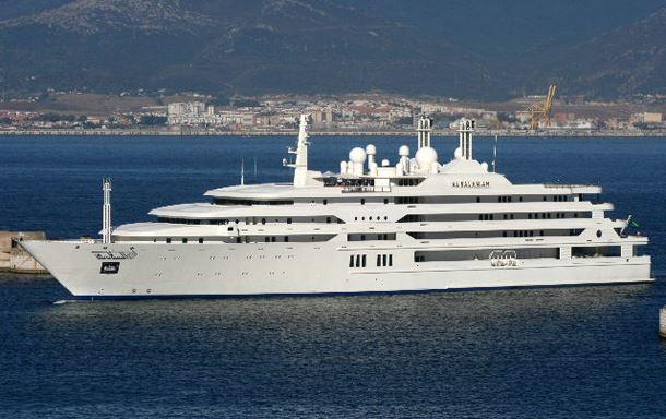 จัดอันดับ, อันดับเรือสำราญ, 25 อันดับเรือสำราญหรูราคาแพงที่สุดในโลก