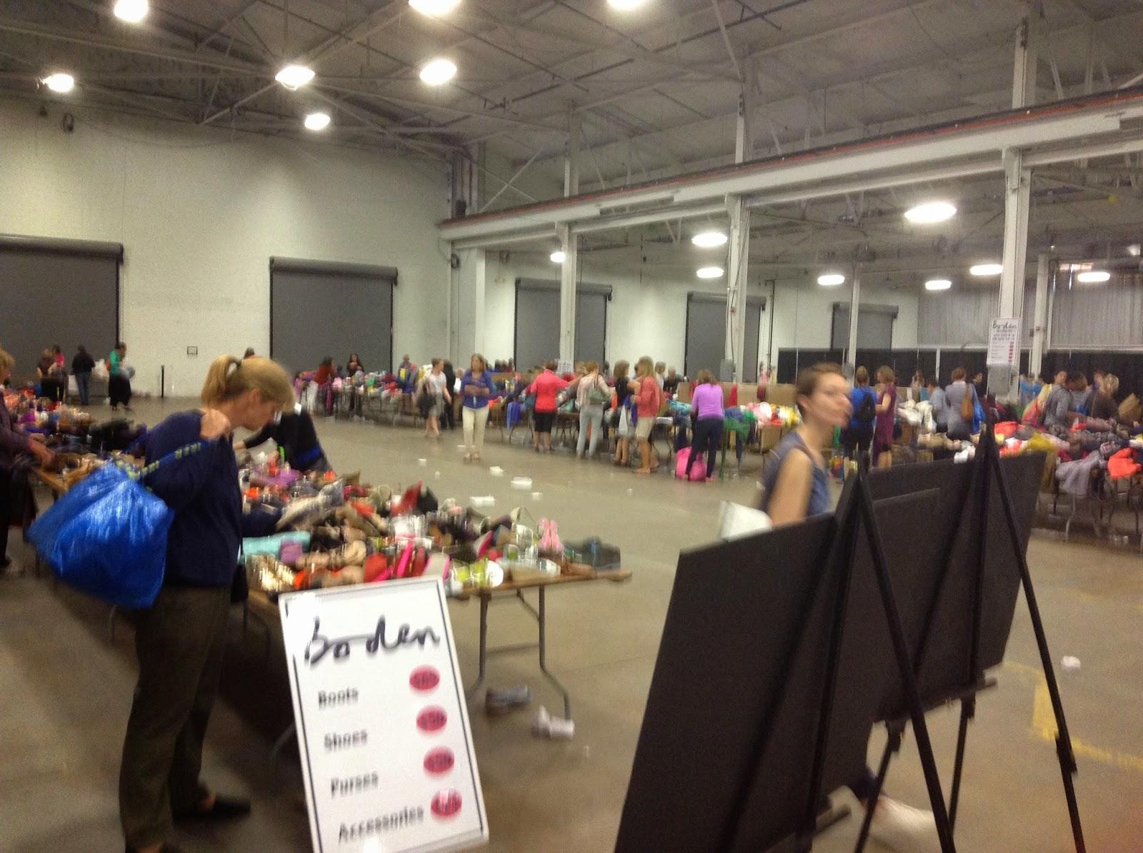 Boston sample sale @ hynes convention center, boston [29 september].