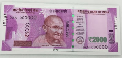 2000rs currency