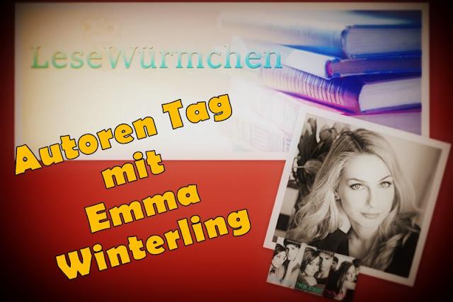 Autorentag mit Emma Winterling