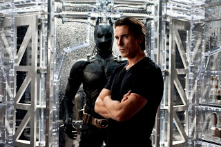 Christian Bale as Bruce Wayne, The Dark Knight Rises