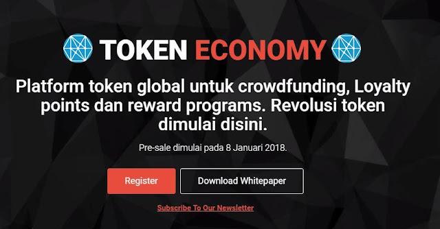 Apa Itu Tokenomy : Sukses Bersama Tokenomy (TEN)