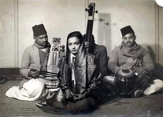 Bengali thumri begum akhtar