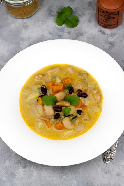 zupa warzywna, zupa na jesien