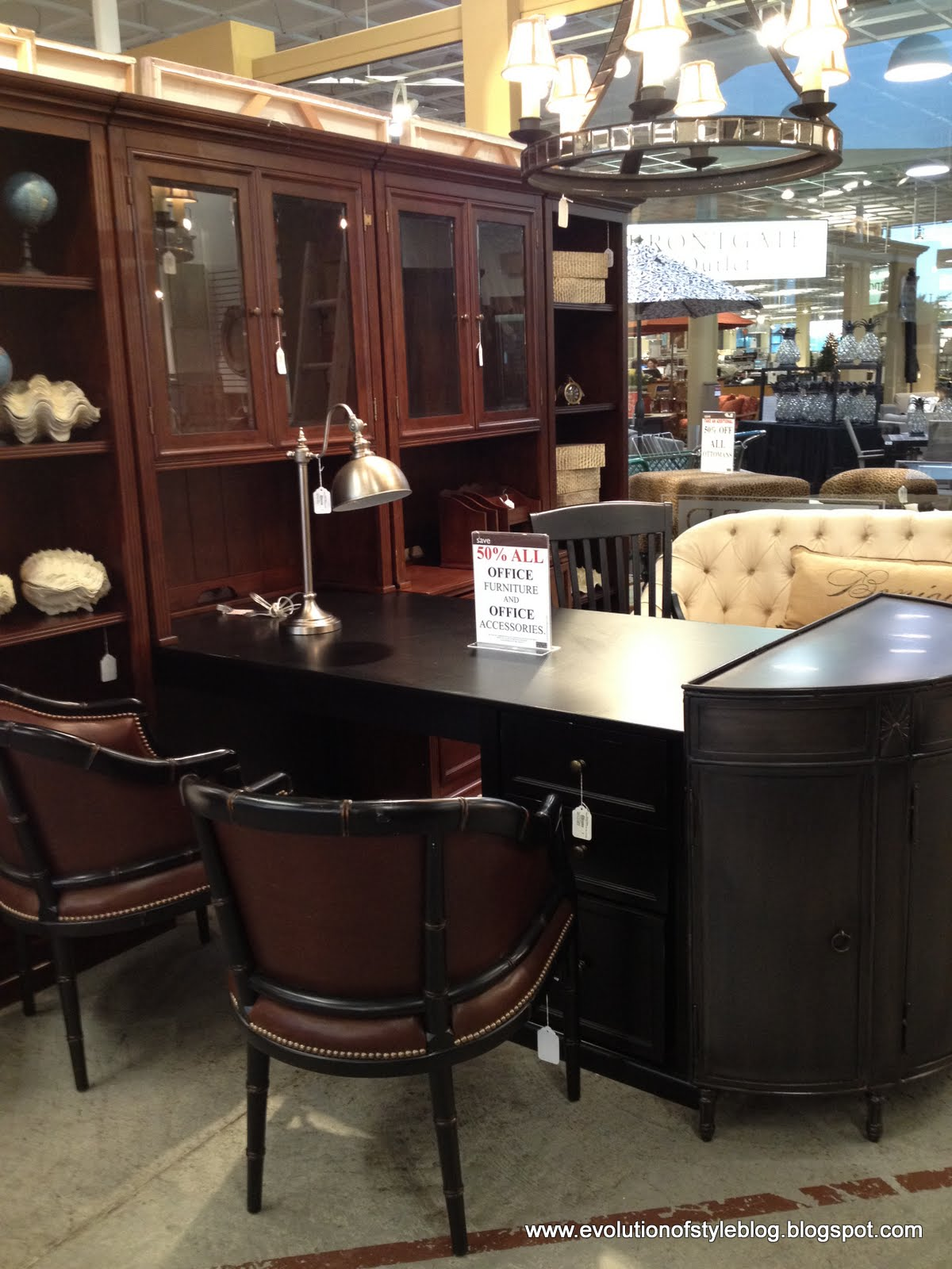 A Similar Table To What I Saw At Pottery Barn Outlet