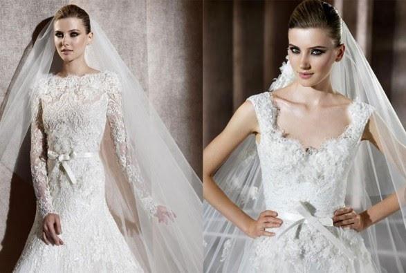 Pronovias Spring Wedding Gowns 2012 Collection