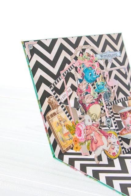 pop-up-card-alices-adventures-in-wonderland-Mila-Valentova