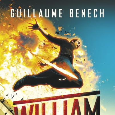 William Clarck, tome 1 : L'éminence bleue de Guillaume Benech