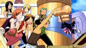 Hình ảnh One Piece Movie 7 -Tên Khổng Lồ Trong Lâu Đài Karakuri