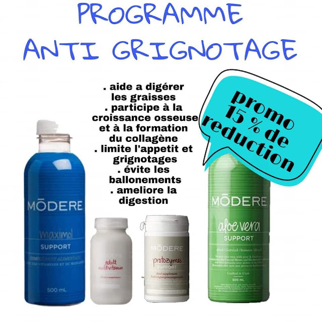 Programme anti-grignottage.