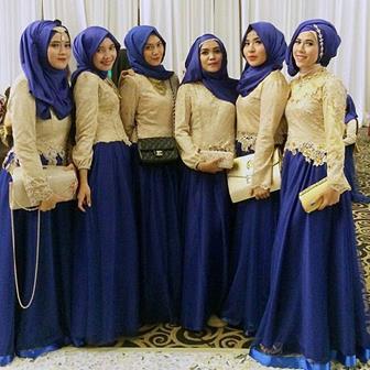 Model Baju Kebaya Terbaru Untuk Wanita Muslimah