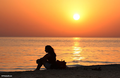 Surfer Girl Silhouette Sunset Wallpaper Success And Being An Individual Melissa Reyenga