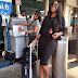 Genevieve Nnamdi arrives Canada in Style For Tiff