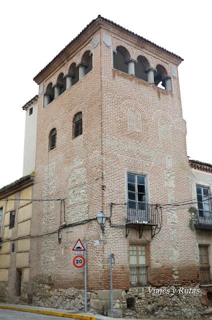 Palacio Valdeláguila, Arévalo