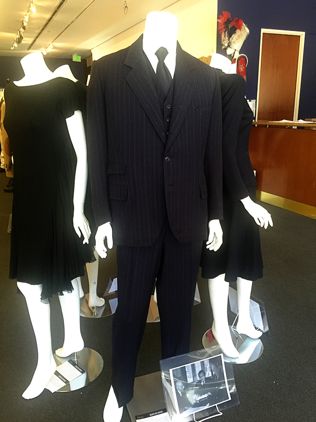 Hollywood Auction Orson Welles Citizen Kane Suit