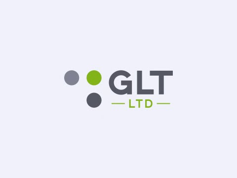 Logo Branding Design GLT LTD