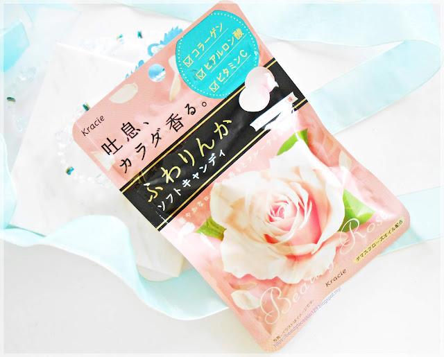 Kracie Fuwarinka Beauty Rose Candy