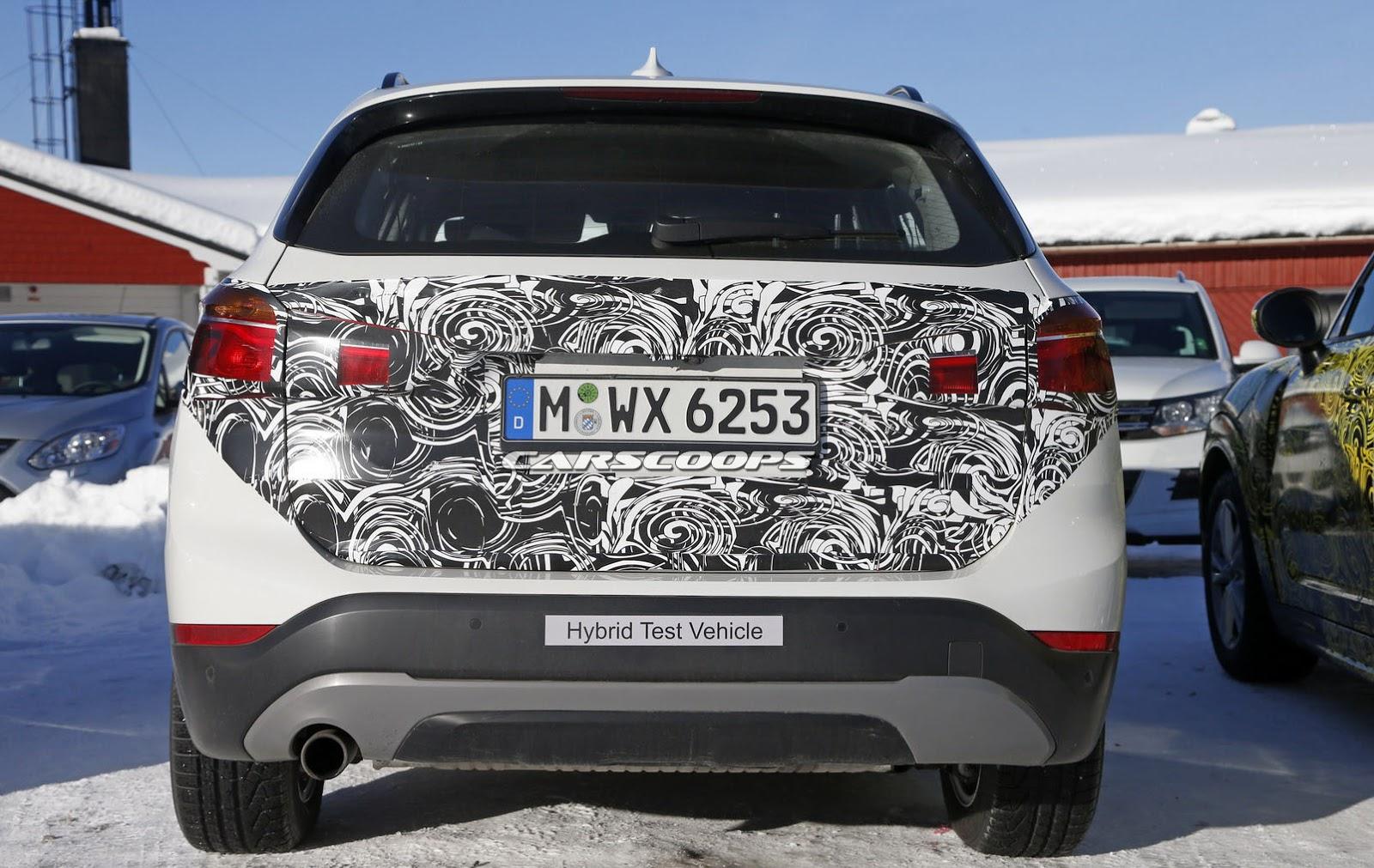 2015 - [BMW] X1 II [F48] - Page 17 2017-BMW-X1-Hybrid-5