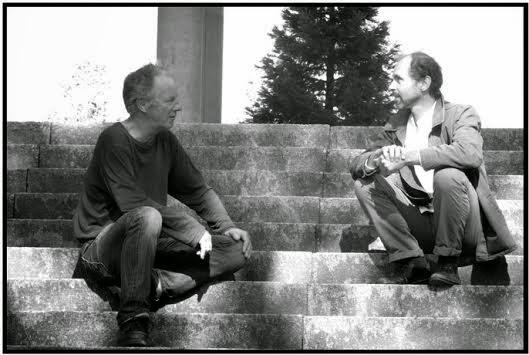 David Guichard et Laurent Genty.