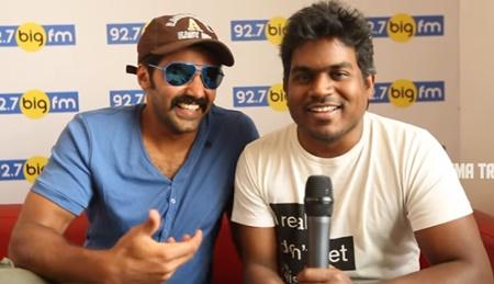 Arya Interviews Yuvan Shankar Raja😜 – Kadamban Audio launch Fun