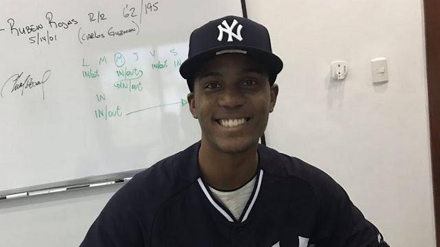 A Hernández, uno de los mejores bateadores de su generación, la llegada a los Yankees le trae alegría por partida doble, pues se une a su compatriota de patria chica Rodríguez, pues los dos son avileños
