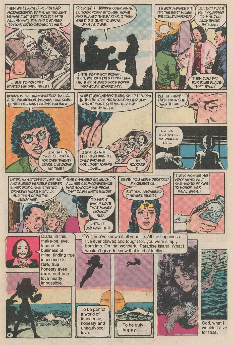Read online Wonder Woman (1987) comic -  Issue # Annual 1 - 42