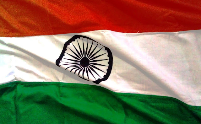 Indian Flag 2017 Image