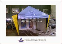 tempat, pembuat, penjual, produksi tenda promosi