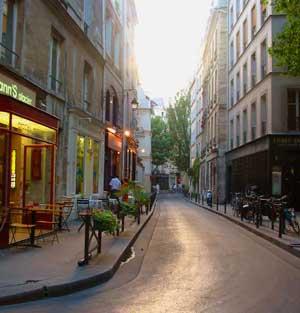 Paris Paris City Streets