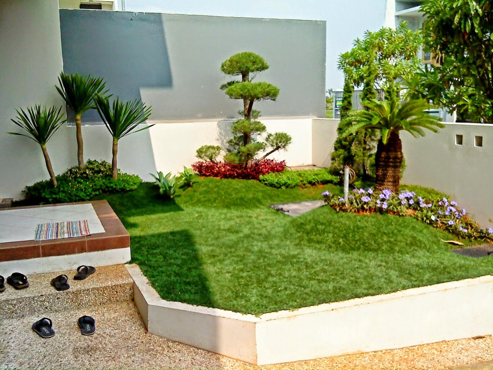 Tukang Taman Profesional Murah Desain Taman Minimalis Oleh Jasa