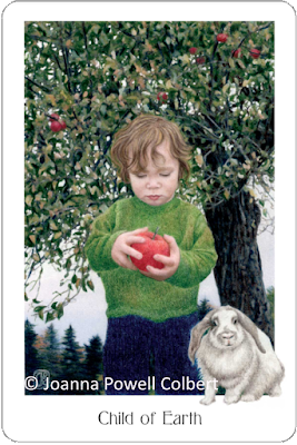 Gaian Tarot Child of Earth
