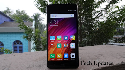 Xiaomi Redmi 4 Unboxing & Photo Gallery