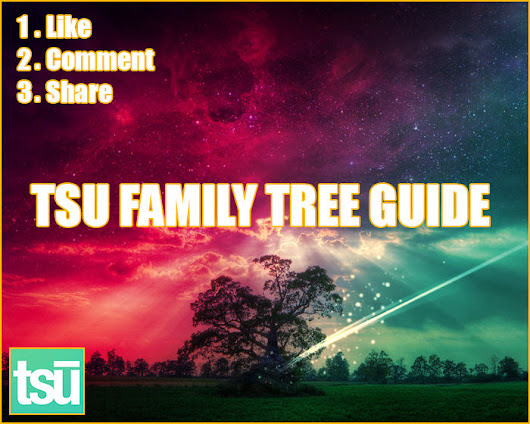 TSU Family Tree Guide