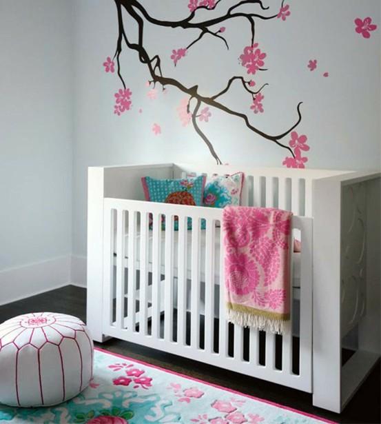 Adorable Baby Room Décor Ideas: Chambre De Bébé : 10 Idées Déco!!!