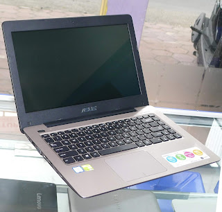 Laptop Gaming ASUS X456UR Core i5 Double VGA