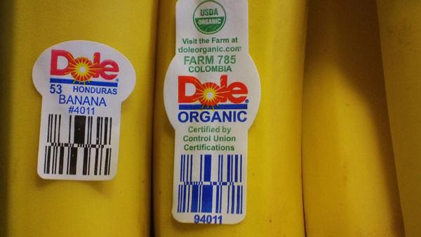 Cách lựa chọn trái cây an toàn qua mã code trên bao bìa