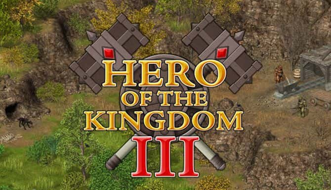 HERO OF THE KINGDOM III-ALI213