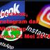 Whatsapp error hari ini 22 Mei 2019, Begitu juga Instagram dan Facebook Down