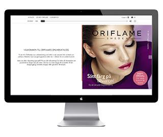E-Catálogo da Oriflame
