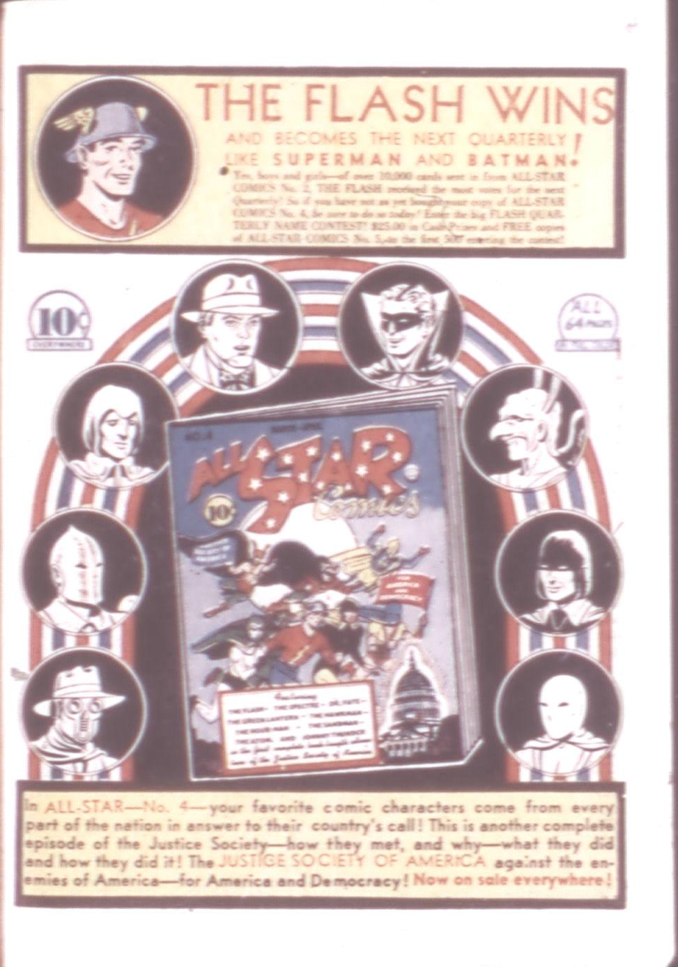 Read online All-American Comics (1939) comic -  Issue #25 - 51