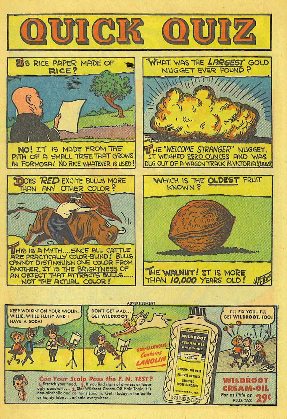 Read online Detective Comics (1937) comic -  Issue #173 - 35